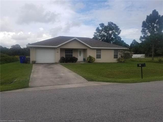 615 Dreamland Drive, Lake Placid, FL 33852 (MLS #276091) :: Compton Realty