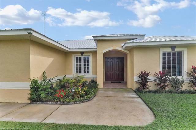 1496 Blue Heron Drive, Sebring, FL 33876 (MLS #276113) :: Compton Realty