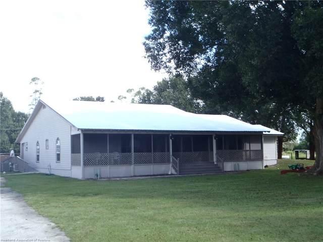 1716 Hicks Road, Lorida, FL 33857 (MLS #276125) :: Compton Realty