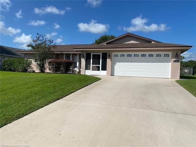 1703 Prospect Street, Sebring, FL 33870 (MLS #276138) :: Compton Realty