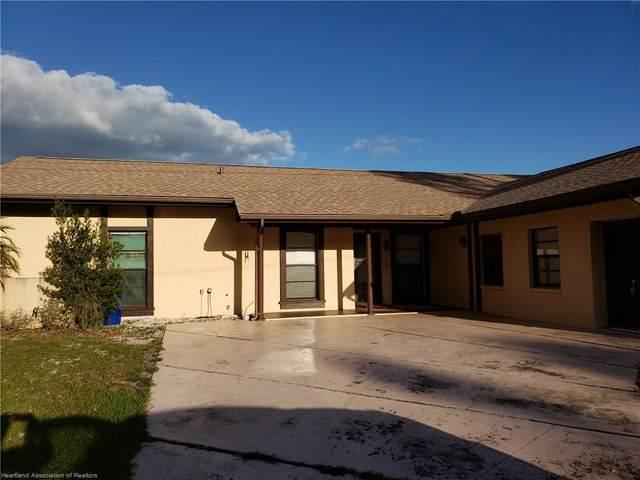 4200 Ponce De Leon Boulevard, Sebring, FL 33872 (MLS #276339) :: Compton Realty