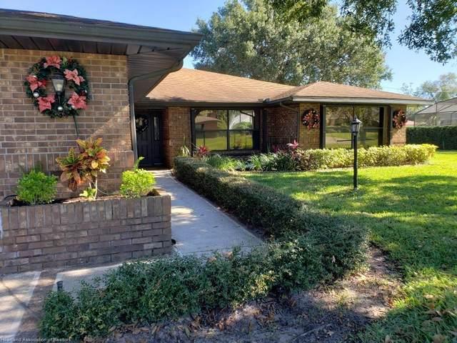 4018 Lake Haven Boulevard, Sebring, FL 33875 (MLS #276422) :: Compton Realty