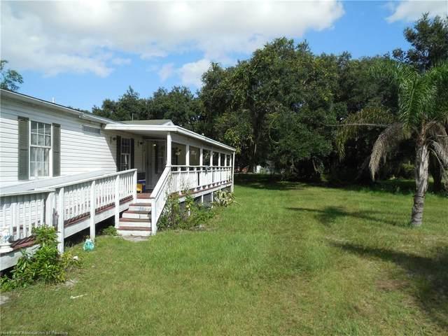 160 Oak Lane, Zolfo Springs, FL 33890 (MLS #276443) :: Compton Realty