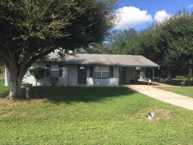 2810 W Newton Road, Avon Park, FL 33825 (MLS #276448) :: Compton Realty