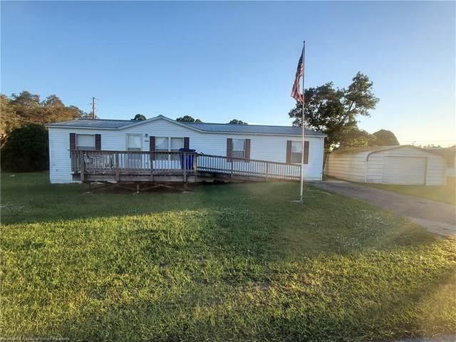1203 W Hall Street, Avon Park, FL 33825 (MLS #276487) :: Compton Realty