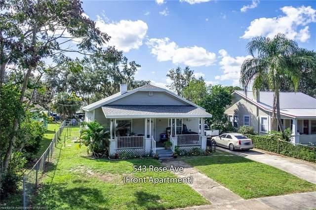 543 Rose Avenue, Sebring, FL 33870 (MLS #276558) :: Compton Realty