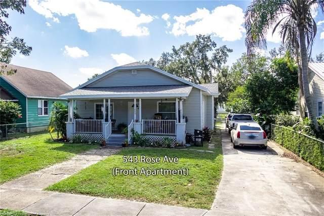 543 Rose Avenue, Sebring, FL 33870 (MLS #276559) :: Compton Realty
