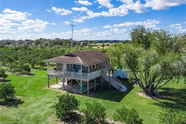 465 Thiseldo Lane, Sebring, FL 33875 (MLS #276584) :: Compton Realty