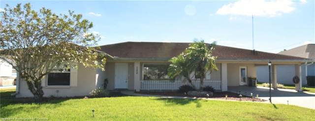 122 Melody Court, Lake Placid, FL 33852 (MLS #276586) :: Compton Realty