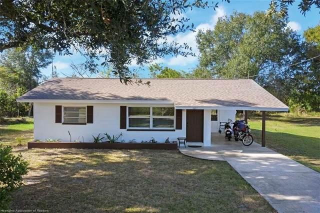 1831 Hartman Road, Avon Park, FL 33825 (MLS #276600) :: Compton Realty