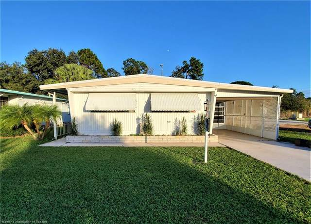 3018 Roger Street, Sebring, FL 33872 (MLS #276620) :: Compton Realty