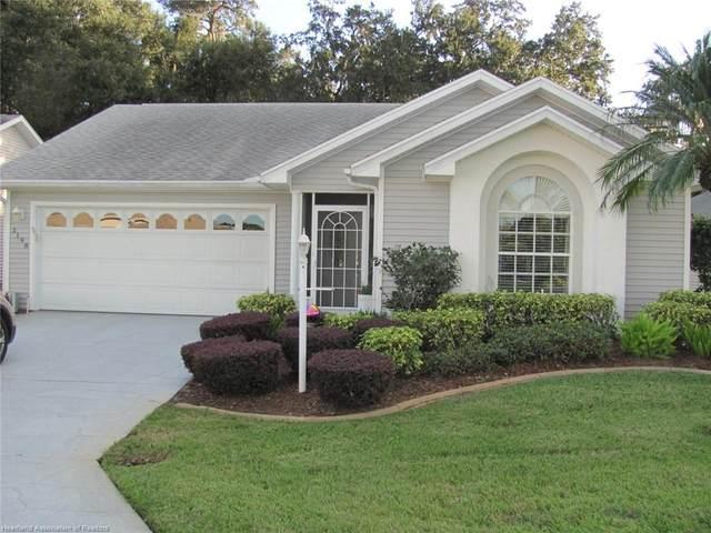 3198 E Pebble Creek Drive, Avon Park, FL 33825 (MLS #276640) :: Compton Realty