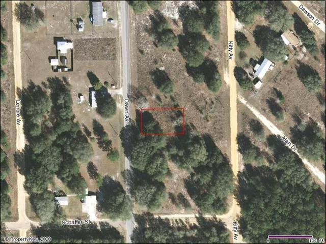 Lot 15 Block 75 Dawn Street, Interlachen, FL 32148 (MLS #276671) :: Compton Realty