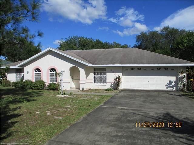 2390 N Huntington Road, Avon Park, FL 33825 (MLS #276691) :: Compton Realty