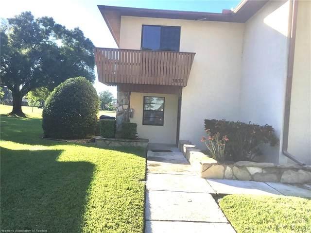 3837 Edgewater Drive, Sebring, FL 33872 (MLS #276823) :: Dalton Wade Real Estate Group