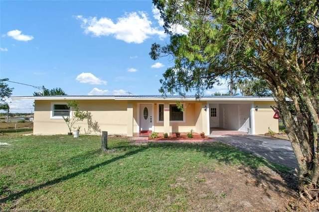 2700 W Southampton Road, Avon Park, FL 33825 (MLS #277014) :: Compton Realty