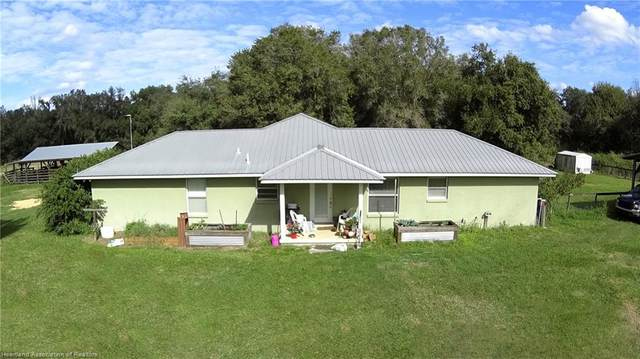 1845 Griffin Road, Wauchula, FL 33873 (MLS #277096) :: Compton Realty