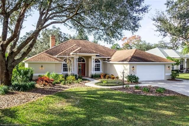 5084 Strafford Oaks Drive, Sebring, FL 33875 (MLS #277205) :: Dalton Wade Real Estate Group