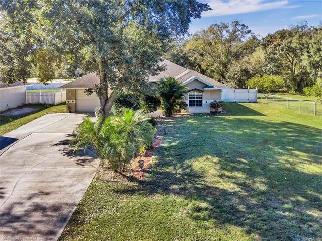2273 Clifton Street, Sebring, FL 33875 (MLS #277207) :: Dalton Wade Real Estate Group