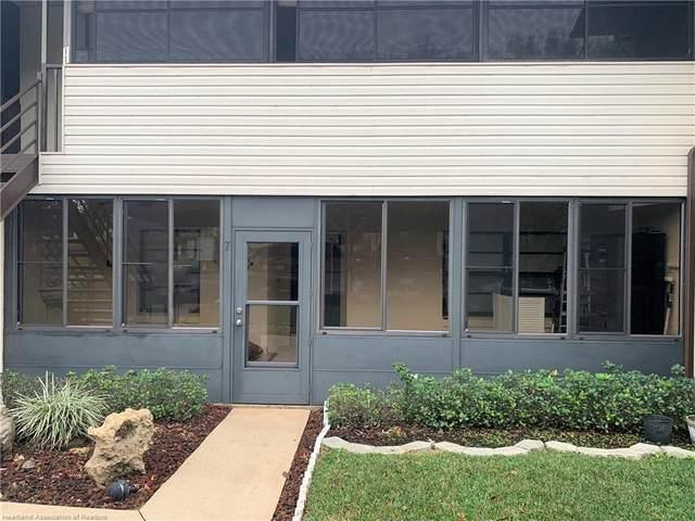 7 Charlton Drive, Lake Placid, FL 33852 (MLS #277234) :: Dalton Wade Real Estate Group