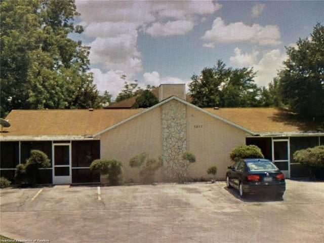 1007 W Pleasant Street #2, Avon Park, FL 33825 (MLS #277241) :: Compton Realty