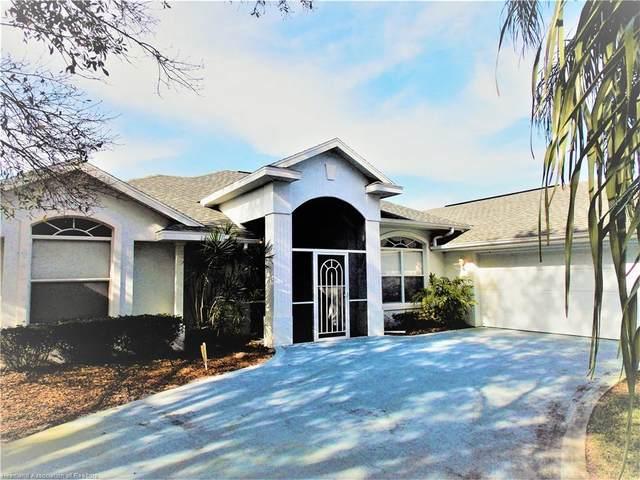 4957 Mendavia Drive, Sebring, FL 33872 (MLS #277251) :: Dalton Wade Real Estate Group