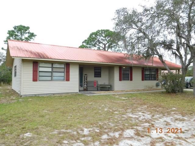 2501 S Heron Street, Sebring, FL 33870 (MLS #277276) :: Dalton Wade Real Estate Group