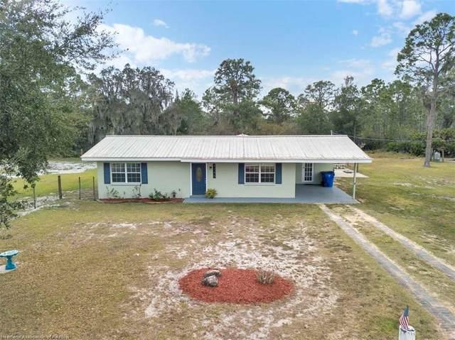 4248 E Hibiscus Court, Avon Park, FL 33825 (MLS #277301) :: Dalton Wade Real Estate Group