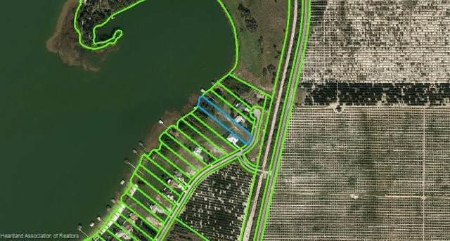 123 S Bear Pointe Drive, Lake Placid, FL 33852 (MLS #277421) :: Dalton Wade Real Estate Group