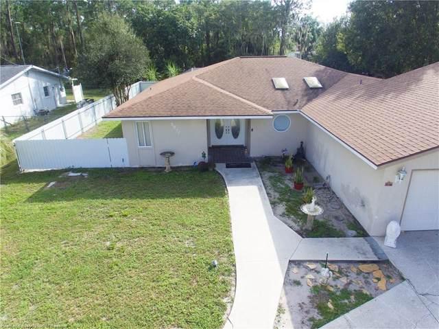 3817 Normandy Drive, Sebring, FL 33875 (MLS #277790) :: Compton Realty