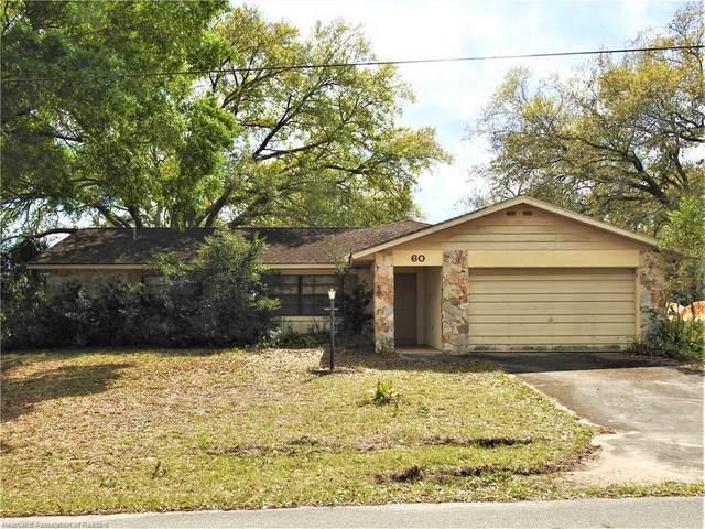 60 E Monroe Street, Avon Park, FL 33825 (MLS #277831) :: Compton Realty