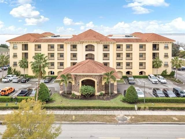 2351 Lakeview Drive #315, Sebring, FL 33870 (MLS #277853) :: Compton Realty