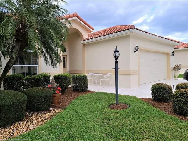 5722 Hampton Woods Boulevard, Sebring, FL 33872 (MLS #277925) :: Compton Realty