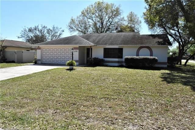 116 Robin Avenue, Sebring, FL 33870 (MLS #277952) :: Compton Realty