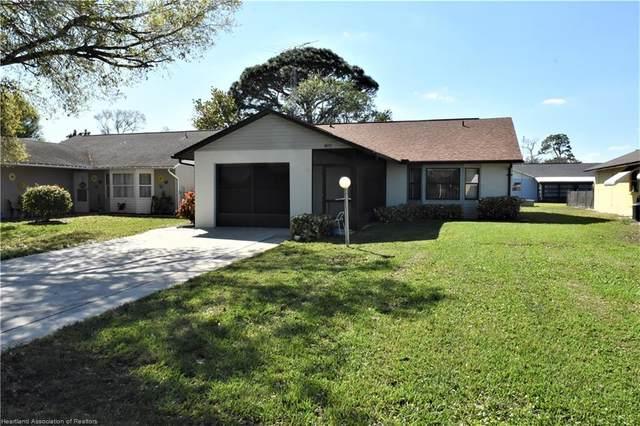 4015 Thompson Avenue, Sebring, FL 33875 (MLS #277962) :: Compton Realty