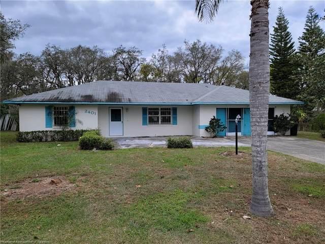 2401 N Archer Road, Avon Park, FL 33825 (MLS #279174) :: Compton Realty