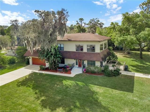 1804 W Dinner Lake Drive, Sebring, FL 33870 (MLS #279234) :: Compton Realty