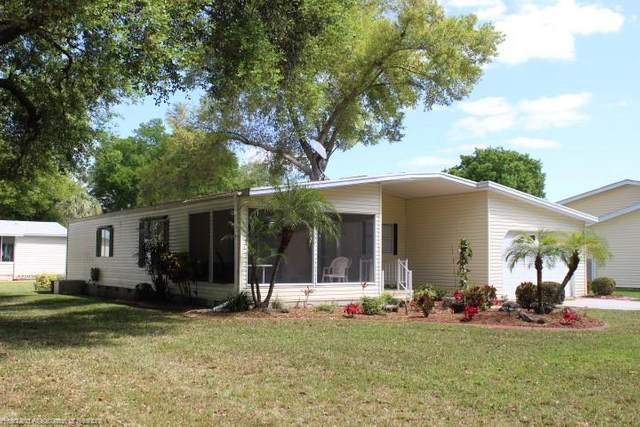 2813 E Spinnaker Drive, Avon Park, FL 33825 (MLS #279258) :: Compton Realty