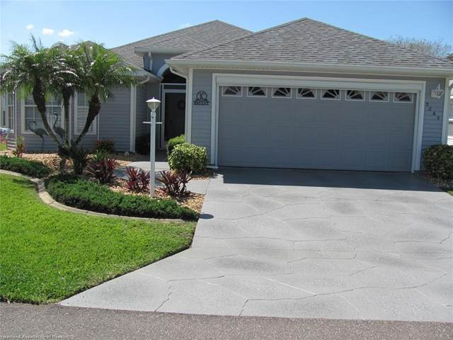 3260 E Angler's Stream, Avon Park, FL 33825 (MLS #279337) :: Compton Realty