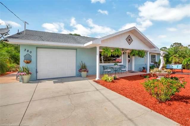 380 Parker Street NE, Lake Placid, FL 33852 (MLS #279655) :: Compton Realty