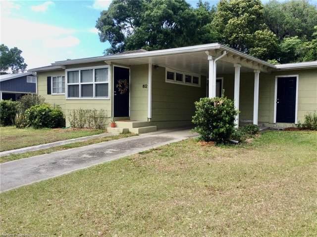 812 Hawaiian Drive, Wauchula, FL 33873 (MLS #279662) :: Compton Realty