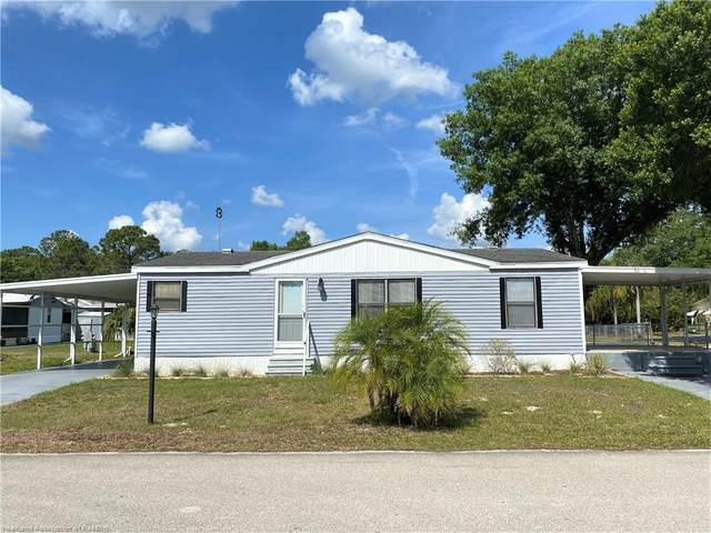 3001 Hammock Terrace, Sebring, FL 33872 (MLS #279733) :: Compton Realty