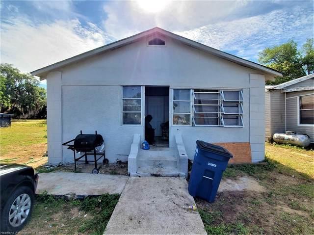 852 Shirley Street, Sebring, FL 33870 (MLS #279747) :: Compton Realty