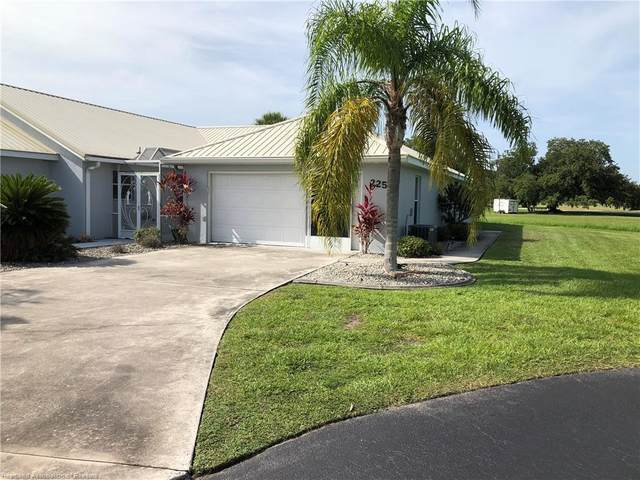 225 Clubhouse Court, Sebring, FL 33876 (MLS #279754) :: Compton Realty