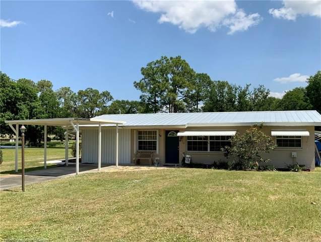 34 Chickasaw Street, Lake Placid, FL 33852 (MLS #279765) :: Compton Realty