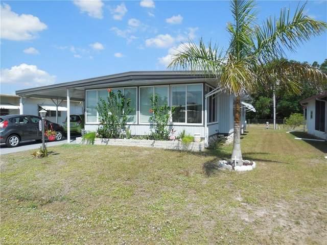 2906 Roger Street, Sebring, FL 33872 (MLS #279805) :: Compton Realty