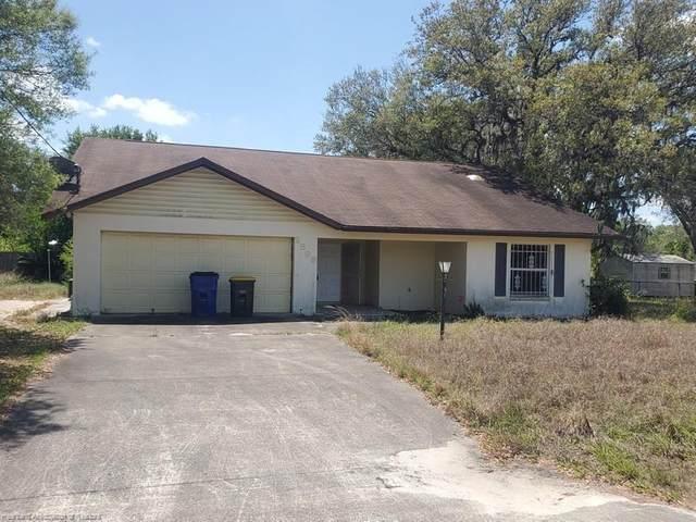 2899 N Lancaster Road, Avon Park, FL 33825 (MLS #279831) :: Compton Realty