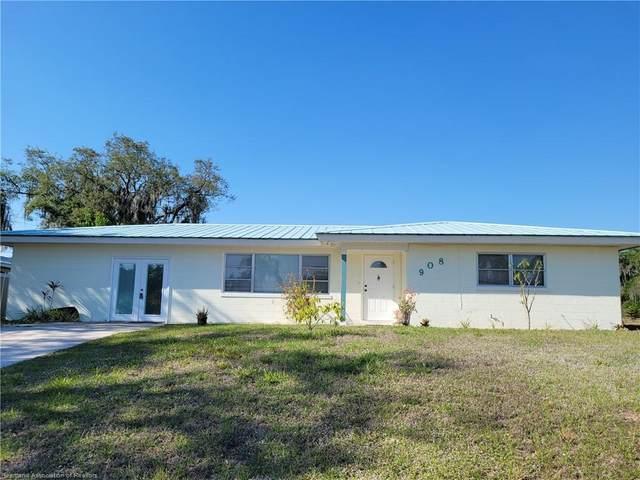 908 Taseschee Drive, Sebring, FL 33870 (MLS #279891) :: Compton Realty
