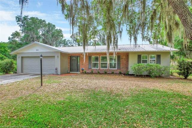 616 Lin Road, Sebring, FL 33876 (MLS #279898) :: Compton Realty