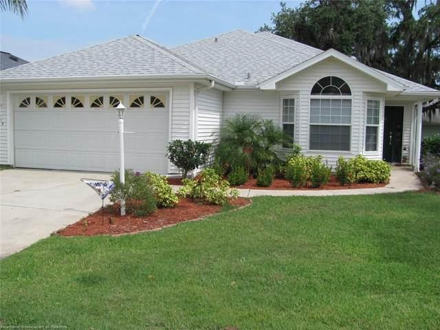 3215 E Pebble Creek Drive, Avon Park, FL 33825 (MLS #280017) :: Compton Realty